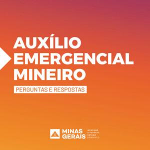 Auxílio Emergencial Mineiro - Força Família